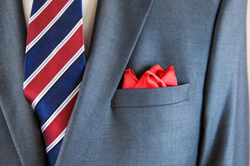 Caravelli Suit Tie