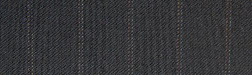 Henry Grethel Petrocelli Black Double Pinstripe