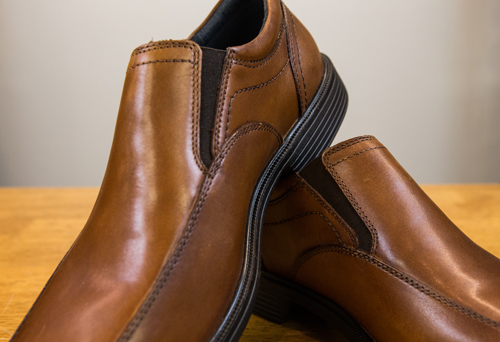 Dress Shoes Side View