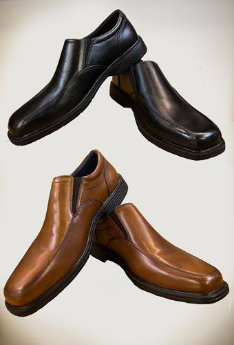 Nunn Bush Shoes Laceless